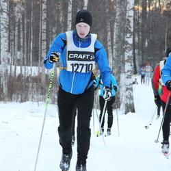 Skiing 90 km - Tony Björk (10929), Anders Dyrinder Petersson (12710)