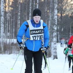 Skiing 90 km - Anders Dyrinder Petersson (12710)