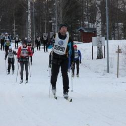 Skiing 90 km - Kjell Dahlen (9733), Herman Haglund (15090)