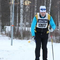 Skiing 90 km - Dietmar Jäger (12817)