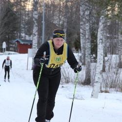 Skiing 90 km - Ida Axelsson (17435)