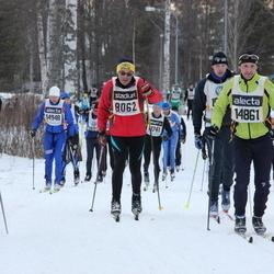 Skiing 90 km - Jan Vadlejch (8062), David Israelsson (14861), Björn Lerudsmoen (14948)