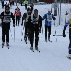 Skiing 90 km - Andrea Orso (13868), Ilona Koubkova (17357)
