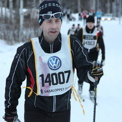 Skiing 90 km - Andreas Hagstedt (14007)
