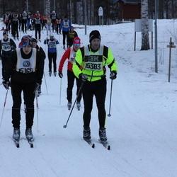 Skiing 90 km - Daniel Vestman (15383)