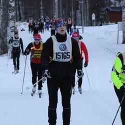 Skiing 90 km - Anders Svensson (15165)