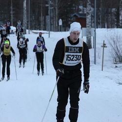 Skiing 90 km - Alexander Johannesson (15230)