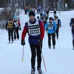 Skiing 90 km - Hubert Venter (13722)