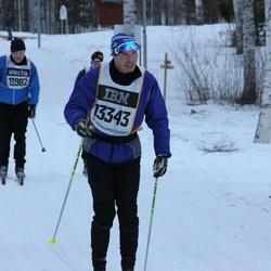 Skiing 90 km - Anders Bengtsson (13343)