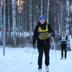 Skiing 90 km - Elisabeth Wickzell (16689)