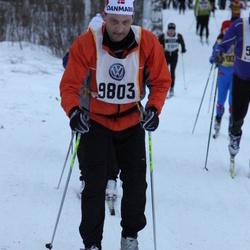 Skiing 90 km - Anders Bang-Petersen (9803)