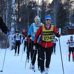 Skiing 90 km - Christina Jonsson (17746)