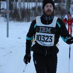 Skiing 90 km - Christian Kindstrand (10323)