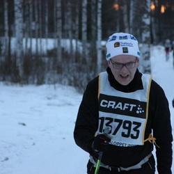 Skiing 90 km - Börje Pålsson (13793)