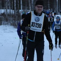 Skiing 90 km - Jan-Olof Wiik (10198)