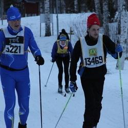 Skiing 90 km - Anders Hansson (13469)
