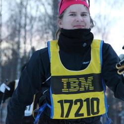 Skiing 90 km - Alexandra Jansson (17210)