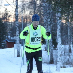 Skiing 90 km - Dick Nyman (10029)