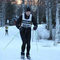 Skiing 90 km - Fredrik Kilian (10605)