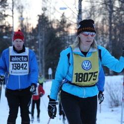 Skiing 90 km - Elisabet Ax (18075)