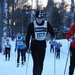 Skiing 90 km - David Mörtsell (11775), Rasmus Gutknecht (14521)