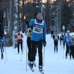 Skiing 90 km - Christian Houborg (14821)