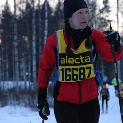 Skiing 90 km - Carina Mårtensson (16687)