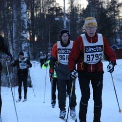 Skiing 90 km - Jan-Eric Isaksson (9792), Sten Kaijser (30124)