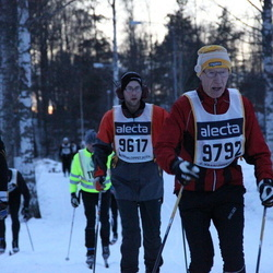 Skiing 90 km - Peter Claesson (9617), Jan-Eric Isaksson (9792)