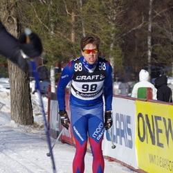 Skiing 90 km - Adam Johansson (98)