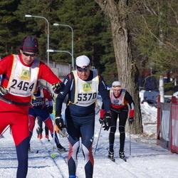 Skiing 90 km - Alexander Bochkarev (2464), Werner Bucheli (5370)