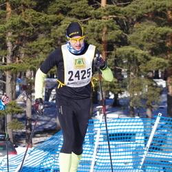 Skiing 90 km - Erik Ragnarsson (2425)