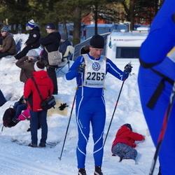 Skiing 90 km - Christian Grotnes (2263)