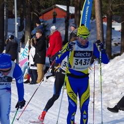 Skiing 90 km - Christian Ek (3432)