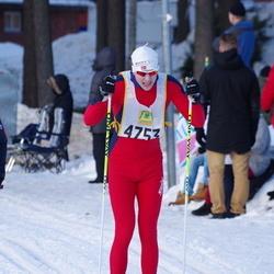 Skiing 90 km - Eirik Langøy (4753)