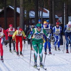 Skiing 90 km - Anders Hellström (3433)