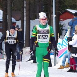 Skiing 90 km - Einar Stölde (10327)