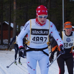 Skiing 90 km - Bengt Bern (3048), Bjørn Balstad (4897)
