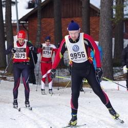 Skiing 90 km - Ivan Shcheblykin (3679), Jarmo Juntura (9856)
