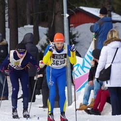 Skiing 90 km - Christer Lindberg (3630)