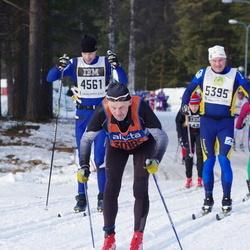 Skiing 90 km - Per Gidlund (5395), Åke Wingskog (30185)