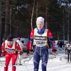 Skiing 90 km - Henrik Granum (13681)