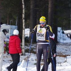 Skiing 90 km - Andreas Enander (13414)