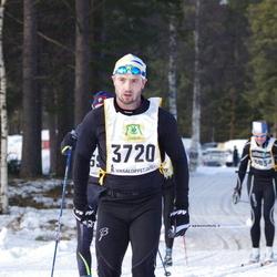 Skiing 90 km - Christer Grenedal (3720)