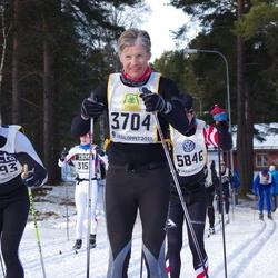 Skiing 90 km - Edgar Haugen (3704)