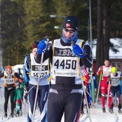 Skiing 90 km - Åke Wilhelmsson (4450)