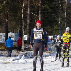 Skiing 90 km - Daniel Schreiber (4969)