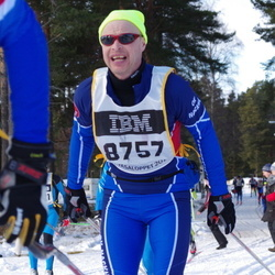 Skiing 90 km - Henrik Persson (8757)