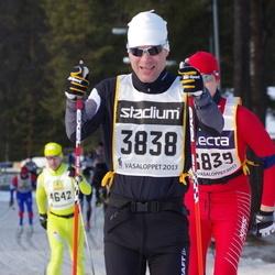 Skiing 90 km - Åke Isaksson (3838)
