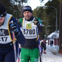 Skiing 90 km - Anders Rennermalm (3780)